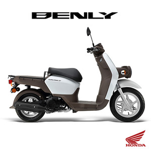 HONDA-BENLY110